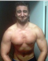 Testimonial Picture of Ross H. – Gained 20 lbs. of Muscle (2)