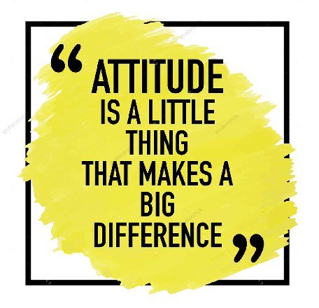 Change Your Attitude Toward Fitness