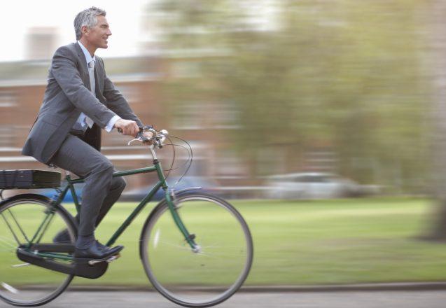 Start Bike Riding This Year