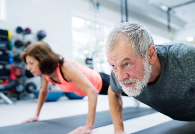 Fend Off Muscle Loss Due To Aging